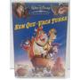 Dvd Nem Que A Vaca Tussa - Walt Disney