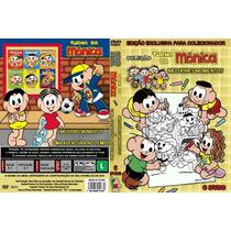 Coleção Turma Da Monica Os Melhores Momentos Com 6 Dvds