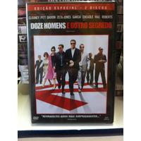 Dvd Original Doze Homens E Outro Segredo (duplo) Lacrado