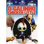 Dvd O Galinho Chicken Little - Original - Novo - Lacrado