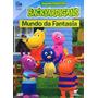 Backyardigans - Mundo Da Fantasia - Dvd - Lacrado