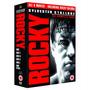 Dvd Lacrado Box Importado Rocky The Complete Saga Seis Dvds