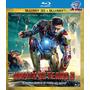 Filme Blu-ray - Homem De Ferro 3 + 3d - Lacrado