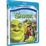 Blu Ray Shrek 1, 2, 3 E 4
