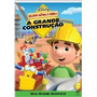 Dvd Manny Mãos Áobra - A Grande Construção (semi Novo)