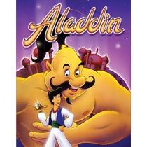 Aladim Dvd Com Livro
