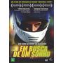 Dvd Em Busca De Um Sonho Indicado Ao Oscar Original