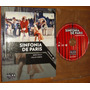 Filme Musical Antigo Anos 50 Dvd Com Livro Sinfonia Paris