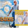 Dvd Deus É Brasileiro Antonio Fagundes + Cd Trilha Sonora