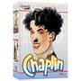Box Dvd Coleção: Charlie Chaplin, Volume 1 = 4 Filmes! Novo!