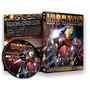 Iron Man - Desenho - A Batalha Contra Ezekiel Stane