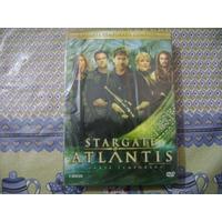 Dvd Stargate Atlantis 4 Temporada 5 Discos