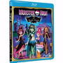 Blu-ray Original : Monster High: 13 Monster Desejos Lacrado