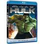 Blu-ray O Incrível Hulk - Leg Em Português - Extras