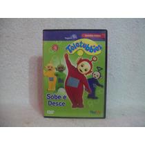 Dvd Original Teletubbies- Sobe E Desce