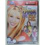 Dvd - Hannah Montana - Perfil De Pop Star - Novo - Lacrado