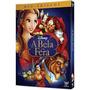 Dvd A Bela E A Fera Duplo Disney Com Luva Novo Lacrado Raro