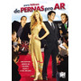 Dvd De Pernas Pro Ar -paris Hilton- Original - Novo -lacrado