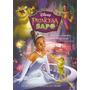 Dvd Filme - A Princesa E O Sapo (dublado/lacrado)