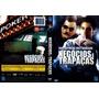 Filme Em Dvd Original Negócios E Trapaças Burt Reynolds