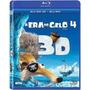 Blu-ray 3d + 2d A Era Do Gelo 4 Original E Lacrado
