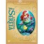 Pequena Sereia, A - Blu Ray + Dvd, C/luva, Dub/leg, Lacrado