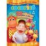 Dvd Cocoricó - 28 Clipes Musicais - Original E Lacrado