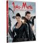 Dvd Original Do Filme João E Maria - Caçadores De Bruxas