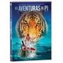 Dvd Original Do Filme As Aventuras De Pi