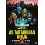 Filme As Tartarugas Ninja 2 O Segredo De Ooze Dvd Novo