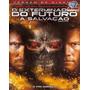 Filme Dvd- Exterminador Do Futuro: A Salvação - Original