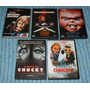 Dvd - Coleção De Filmes Do Chucky - 5 Filmes Originais