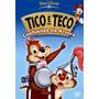 Dvd Disney - Tico E Teco Confusões Na Árvore