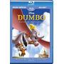 Blu-ray Dumbo Edição Especial 70º Aniversário Lacrado