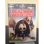 Dvd - O Galinho Chicken Little Disney Novo Lacrado