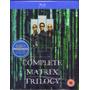 Blu-ray Coleção Trilogia Matrix Original C/ Português Br