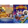 Dvd Desenho Tom E Jerry Em Busca Do Tesouro O Filme 14018