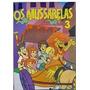 Dvd Os Mussarelas - Anos 80 - Vol. 3 - Lacrado