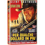 Dvd Por Uns Dólares A Mais (clint Eastwood) Dublado
