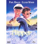 Dvd Flipper Elijah Wood Paul Hogan Rarissimo