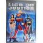Liga Da Justiça - Dvd Original Lacrado