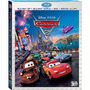 Blu-ray - Carros 2 - 3d + 2d + Dvd (lacrado) - Disney