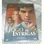 Dvd Raro - Jogo De Intrigas - Julia Stiles