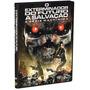 Dvd O Exterminador Do Futuro 4 A Salvação A Série Machinima