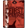 Dvd Lacrado Importado Triplo First Person The Complete Serie