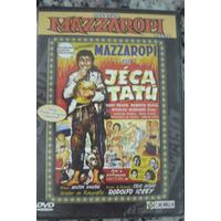 Dvd Mazzaropi - Jeca Tatu - Original - Lacrado