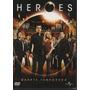 Dvd - Heroes - Quarta Temporada - 5 Dvd´s - Frete R$ 10,00