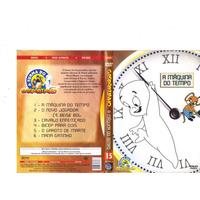 Dvd Gasparzinho Vol.15 A Máquina Do Tempo, 6 Epis., Original