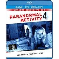 Blu-ray + Dvd Atividade Paranormal 4 - Dublado - C/ Luva