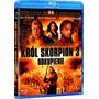 Blu-ray O Escorpião Rei 3 - Dublado - Billy Zane